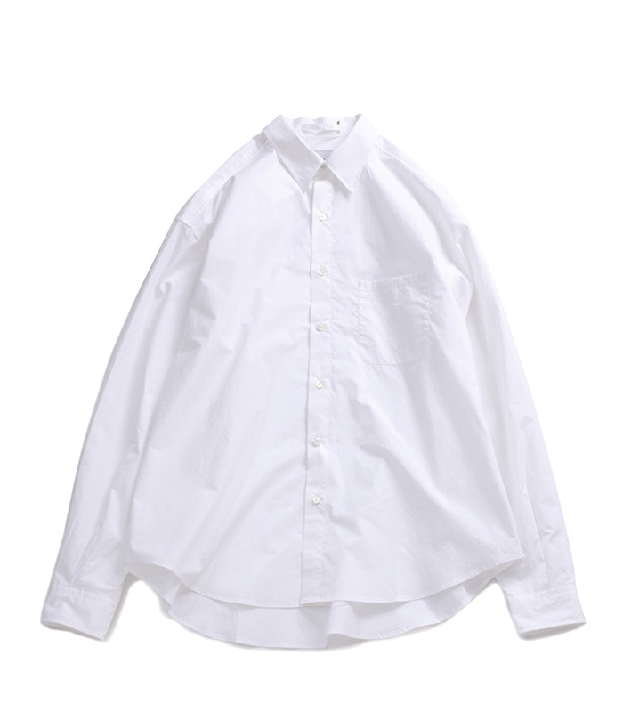 브라운야드 Steady Shirts_White