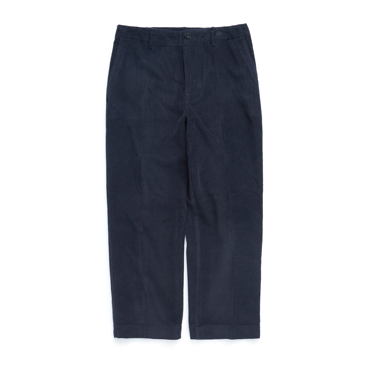 언어펙티드 LOOSE PANTS_Navy corduroy