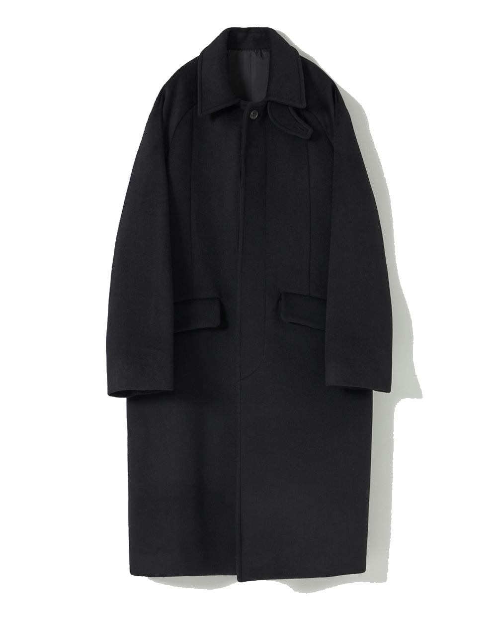 유스 Mac Coat (Black)