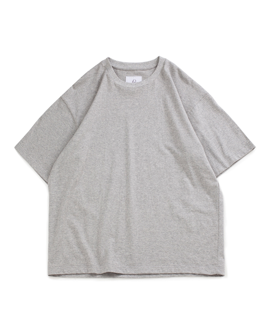 브라운야드 One Day T-Shirt_Grey