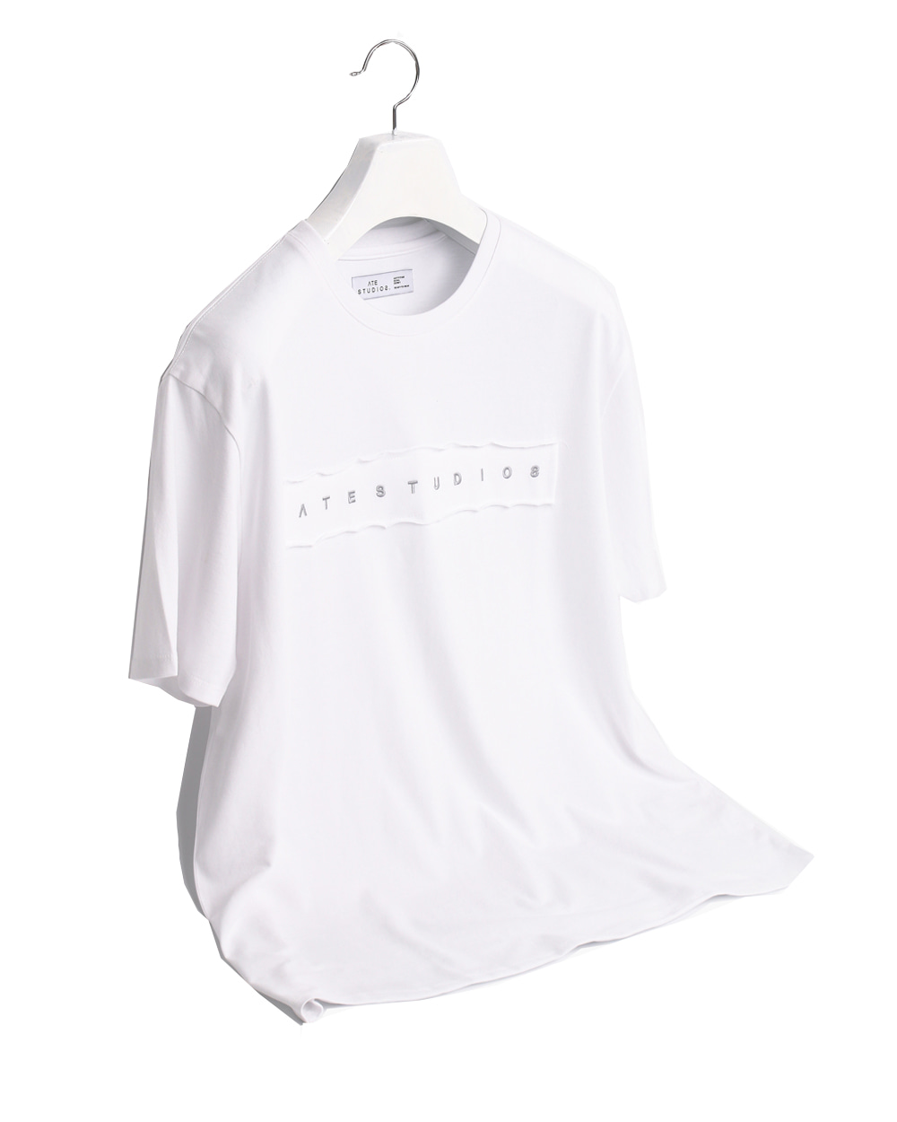 ATE STITCHED T-SHIRTS (White)