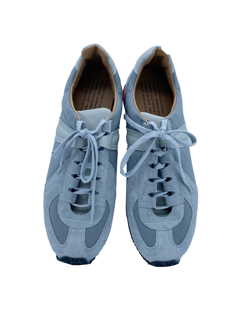 리프로덕션 오브 파운드 GERMAN MILITARY TRAINER 1766CSL (Gray/Light gray)