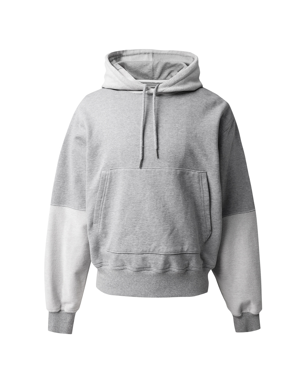 ATE STUDIOS INSIDE-OUT HOODIE (Gray)