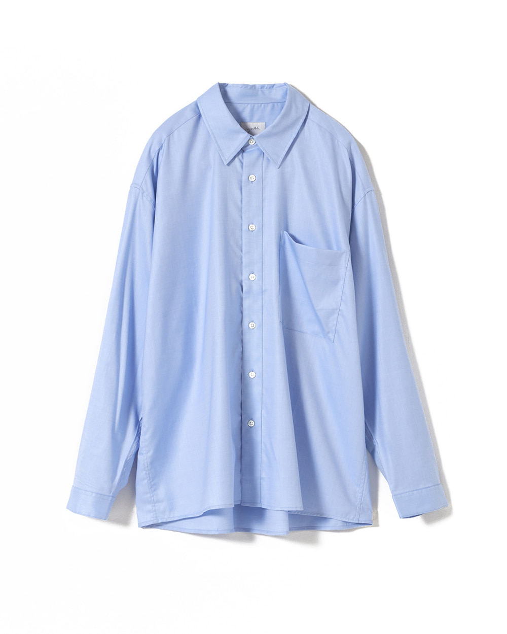 유스 Loosed Shirt (Sky Blue)