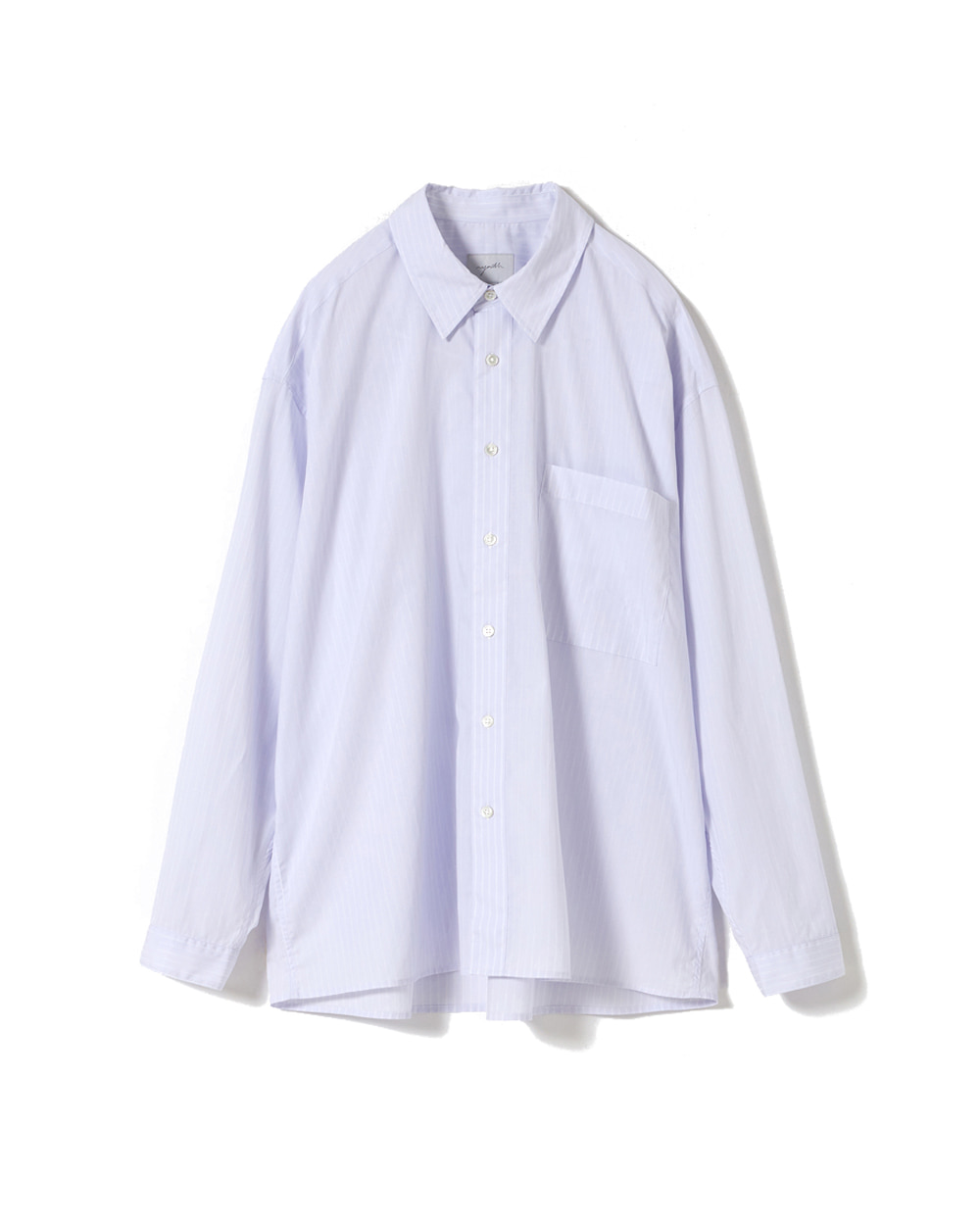 유스 Loosed Shirt (Light Purple)
