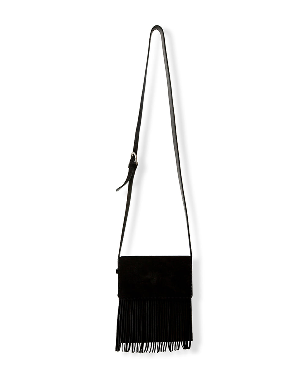 브라운야드 FRINGE BAG (Black)