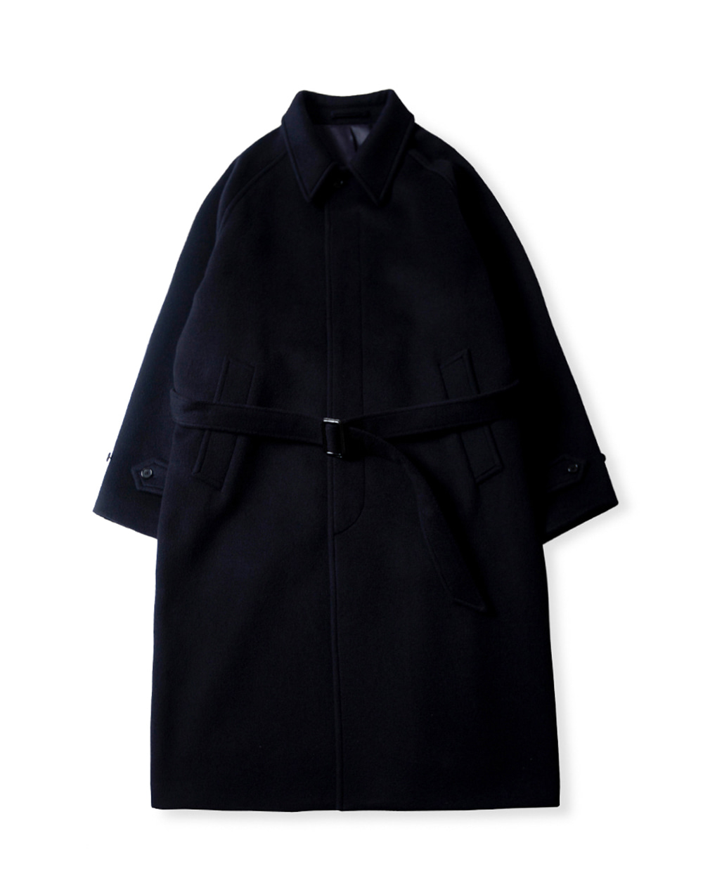 브라운야드 BALMACAAN COAT (Dark navy)