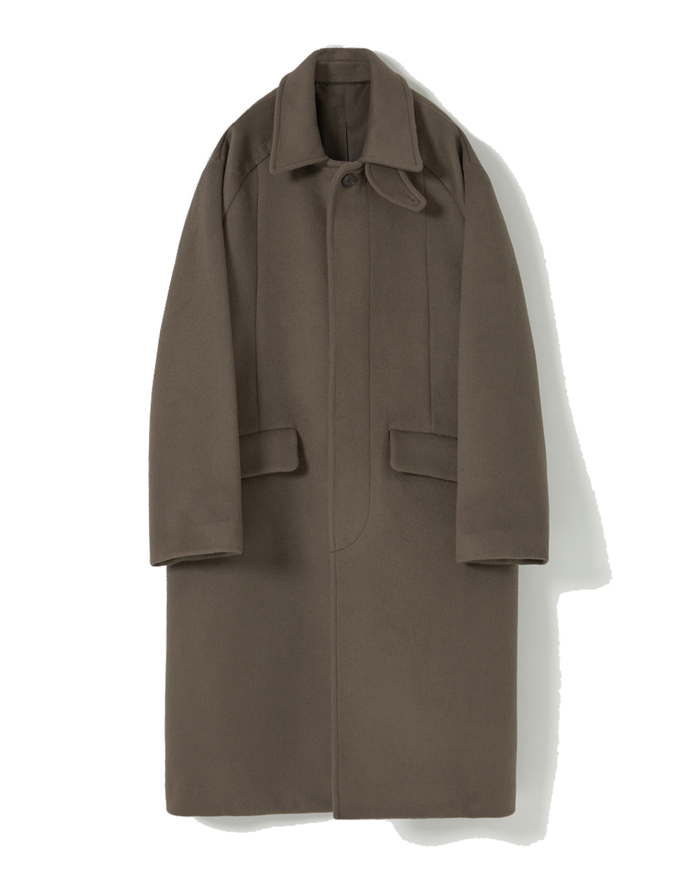 유스 Mac Coat (Khaki)
